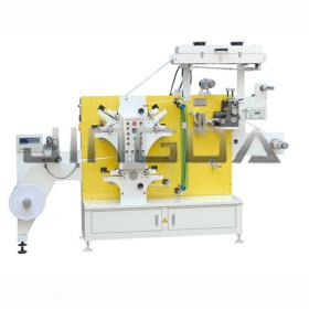 JR-1221 flexographic trademark printing machine